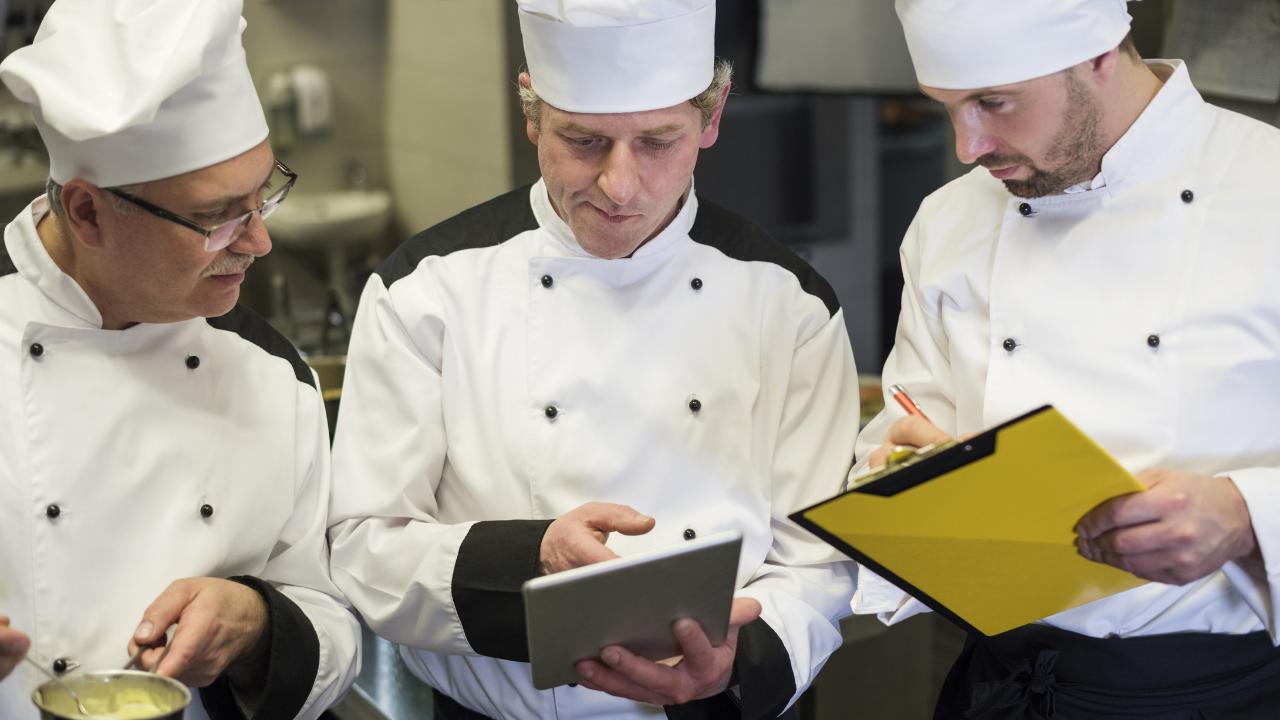 Seis razones por las que chef y cocinero no significan lo mismo