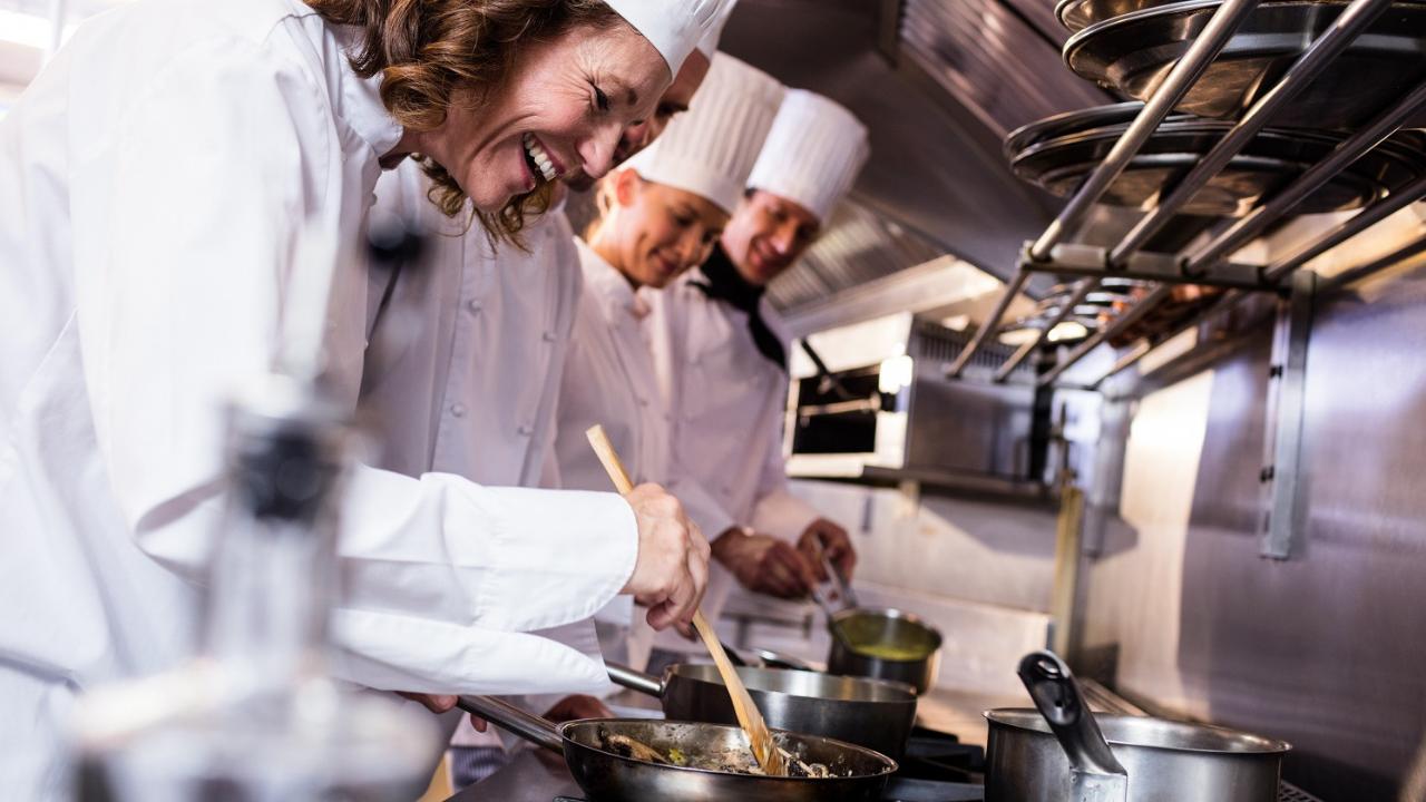 Cinco ventajas de estudiar Alta Cocina versus un curso gastronómico