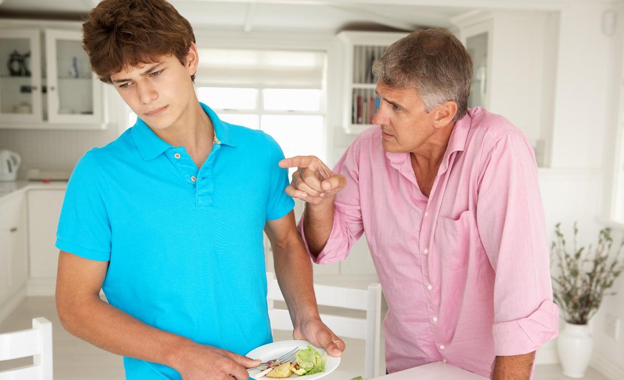 Consejos para decirle a tus padres sobre estudiar Alta Cocina